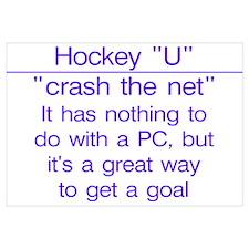 """Crash the net"""