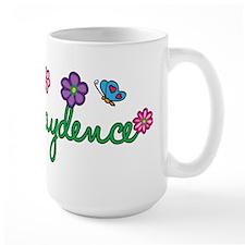 Kaydence Flowers Mug