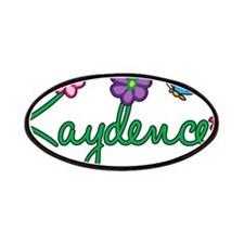 Kaydence Flowers Patches
