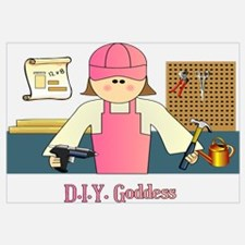 D.I.Y. Do It Yourself Goddess