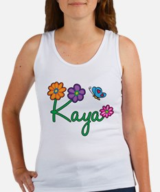 Kaya Flowers Women's Tank Top