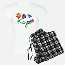 Kaya Flowers Pajamas