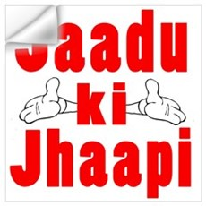 Jaadu Ki Jhaapi Wall Decal