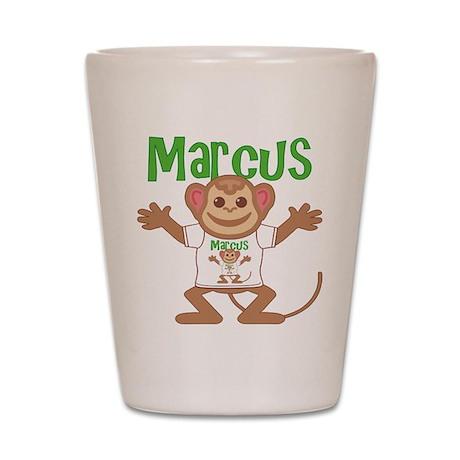 Little Monkey Marcus Shot Glass