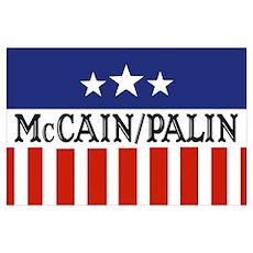 McCain and Palin Poster