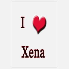 I Love (Heart) Xena