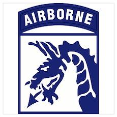 Airborne Poster
