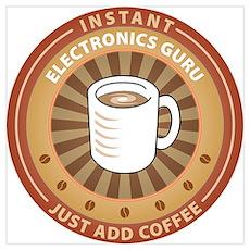 Instant Electronics Guru Poster