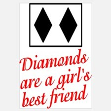 Diamonds: girl's best friend