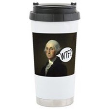 George WTF Travel Mug