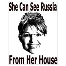 She Can See Poster