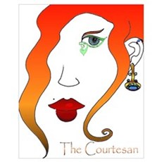 The Courtesan Poster