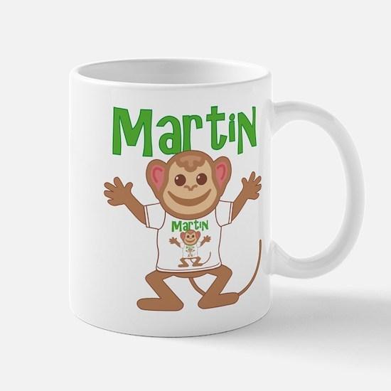 Little Monkey Martin Mug