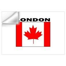 London, Ontario Wall Decal