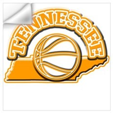 Tennessee Basketball Wall Decal