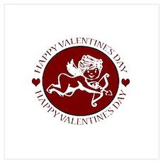 Valentine's Day No 9 Poster