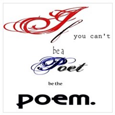 Be the Poem Poster