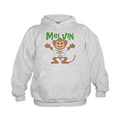 Little Monkey Melvin Hoodie