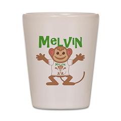 Little Monkey Melvin Shot Glass