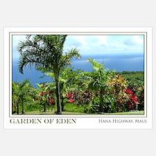 Garden of Eden Maui (11x17)