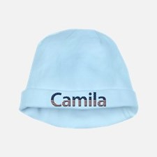 Camila Stars and Stripes baby hat