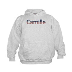 Camille Stars and Stripes Hoodie