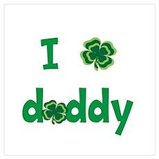 I shamrock daddy Poster