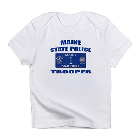 Maine State Police Infant T-Shirt