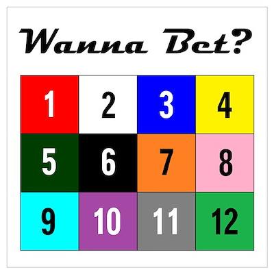 Wanna Bet? Poster