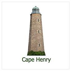 Cape Henry Lighthouse Poster