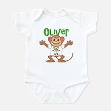 Little Monkey Oliver Infant Bodysuit