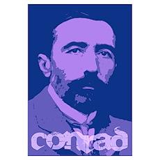 Joseph Conrad Poster