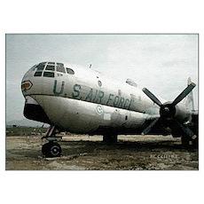 Stratotanker Airplane Poster