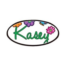 Kasey Flowers Patches