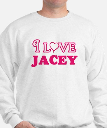 I Love Jacey Sweater