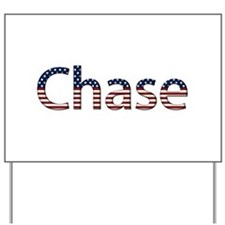 Chase Stars and Stripes Yard Sign