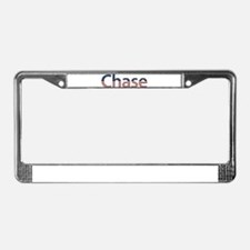 Chase Stars and Stripes License Plate Frame