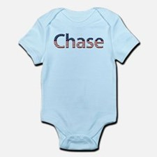 Chase Stars and Stripes Infant Bodysuit
