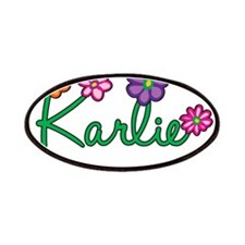 Karlie Flowers Patches