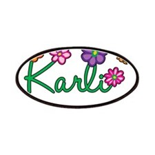 Karli Flowers Patches