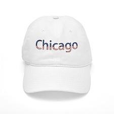 Chicago Stars and Stripes Baseball Cap