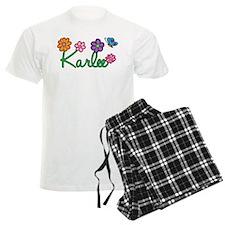 Karlee Flowers Pajamas
