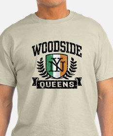 Woodside Queens NY Irish T-Shirt