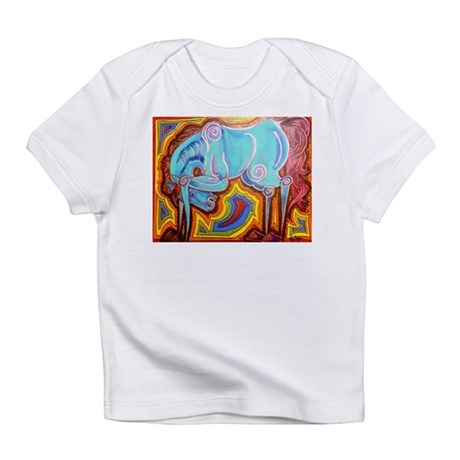 Equine Tripping Infant T-Shirt