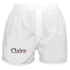 Claire Stars and Stripes Boxer Shorts