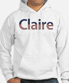 Claire Stars and Stripes Hoodie