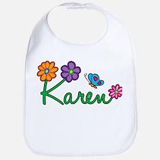 Karen Flowers Bib