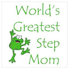 Greatest Stepmom Poster