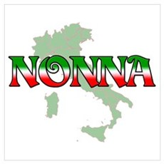 Nonna Canvas Art