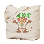 Little Monkey Parker Tote Bag